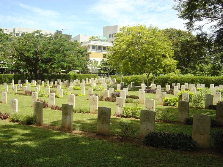 Colombo (Kanatte) General Cemetery