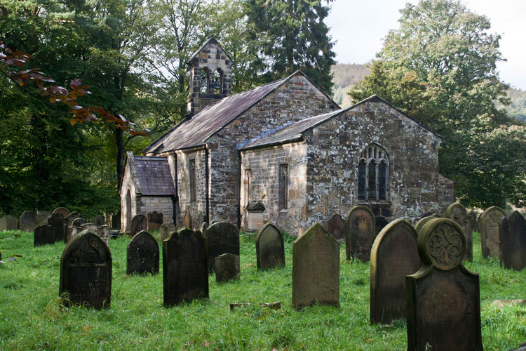 All Saints' Parish Church, Hawnby
