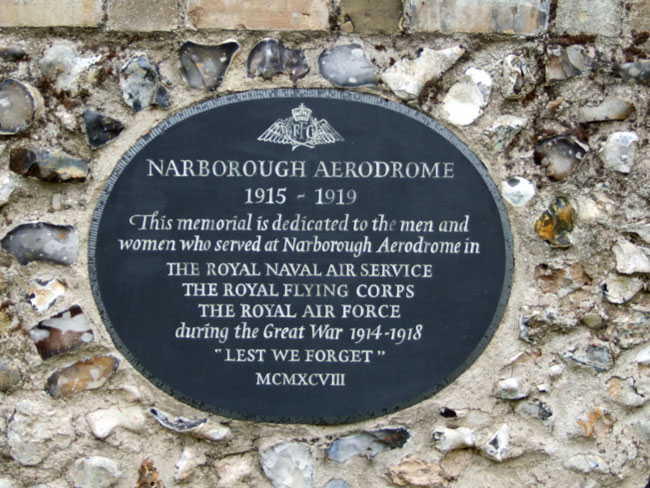Narborough Church