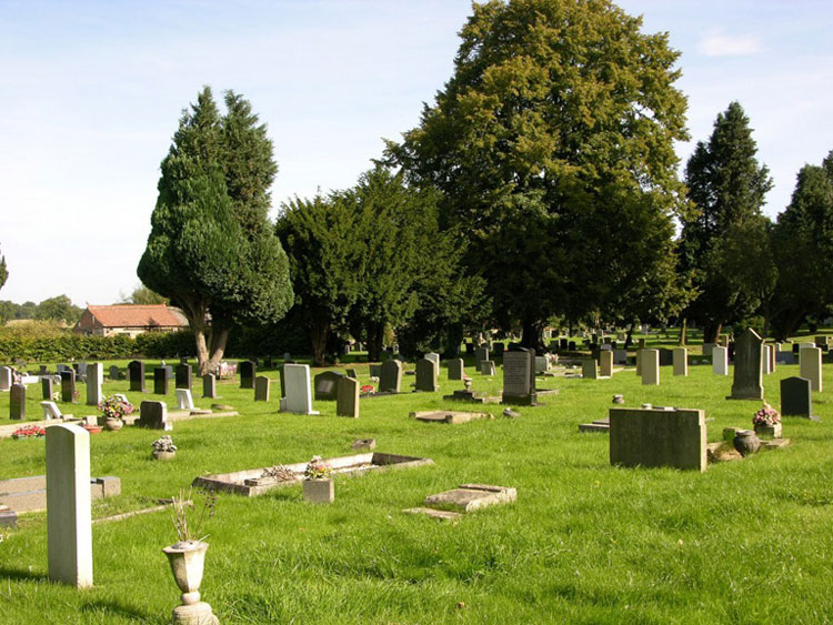 Photograph from the Commonwealth War Graves Commison website)