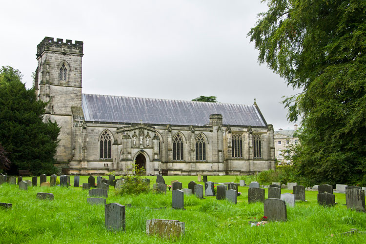 St. Mary's Church, Sledmere
