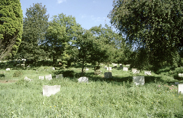 Thundersley (St. Peter) Churchyard, Essex, - View South