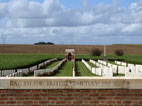 Bac-du-Sud British Cemetery, Bailleulval