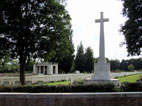 Bailleul Communal Cemetery Extension, Nord