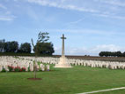 Bienvillers Military Cemetery