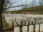 Blighty Valley Cemetery, Authuille Wood