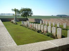 Brancourt-le-Grand Military Cemetery