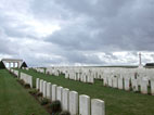 Guillemont Road Cemetery, Guillemmont