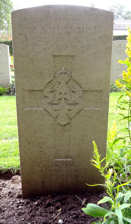 the yorkshire regiment war graves