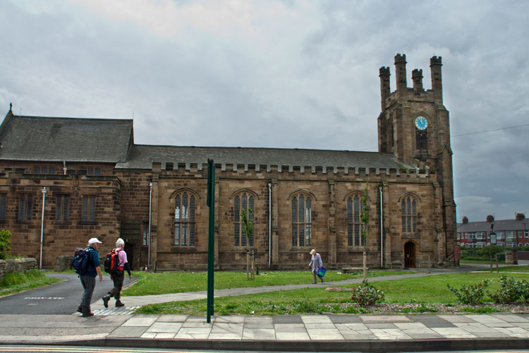St. Peter's Church, Redcar (Cleveland)