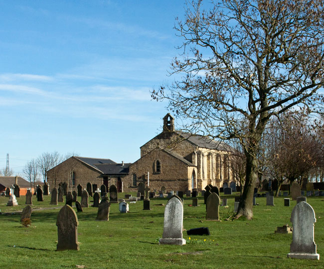 Holy Trinity Church, South Hetton.