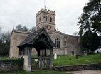 Tackley (Oxon), St Nicholas' Church